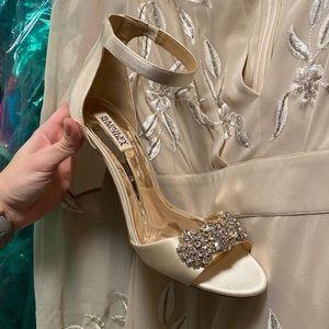 NIB Badgley Mischka Women's Edaline Heel Size 10